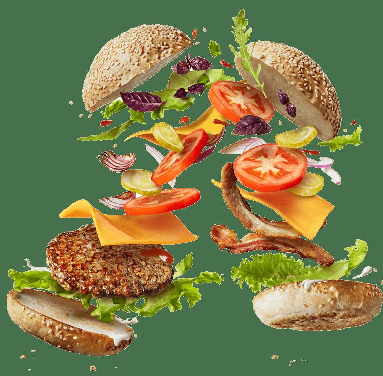 Burger à Bourg-en-Bresse